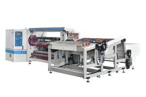REF-S Four Shafts Fully Automatic Tape Rewinding Machine