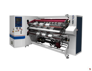 SLD-S Double-shaft Center Surface Slitting Rewinding Machine