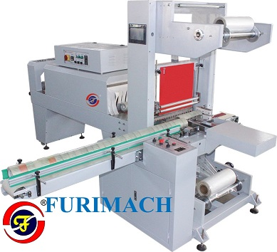 FR-BZ400 Tube Type Adhesive Tape Packing Machine