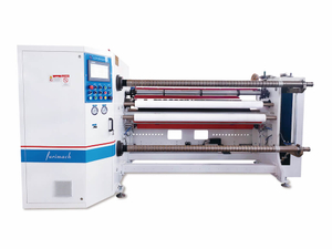 SLD-E Self Adhesive Sticker Paper Slitting Rewinding Machine