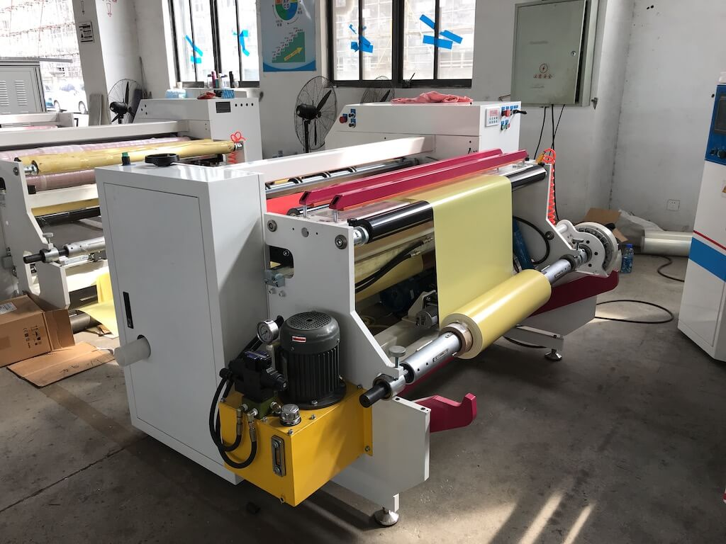 SLD-B Double-shaft Paper Slitting Rewinding Machine