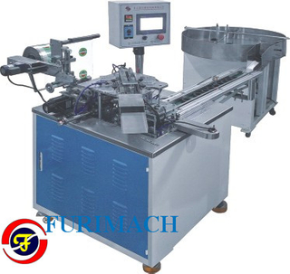 FR-402 PVC Electrical Tape Packing Machine